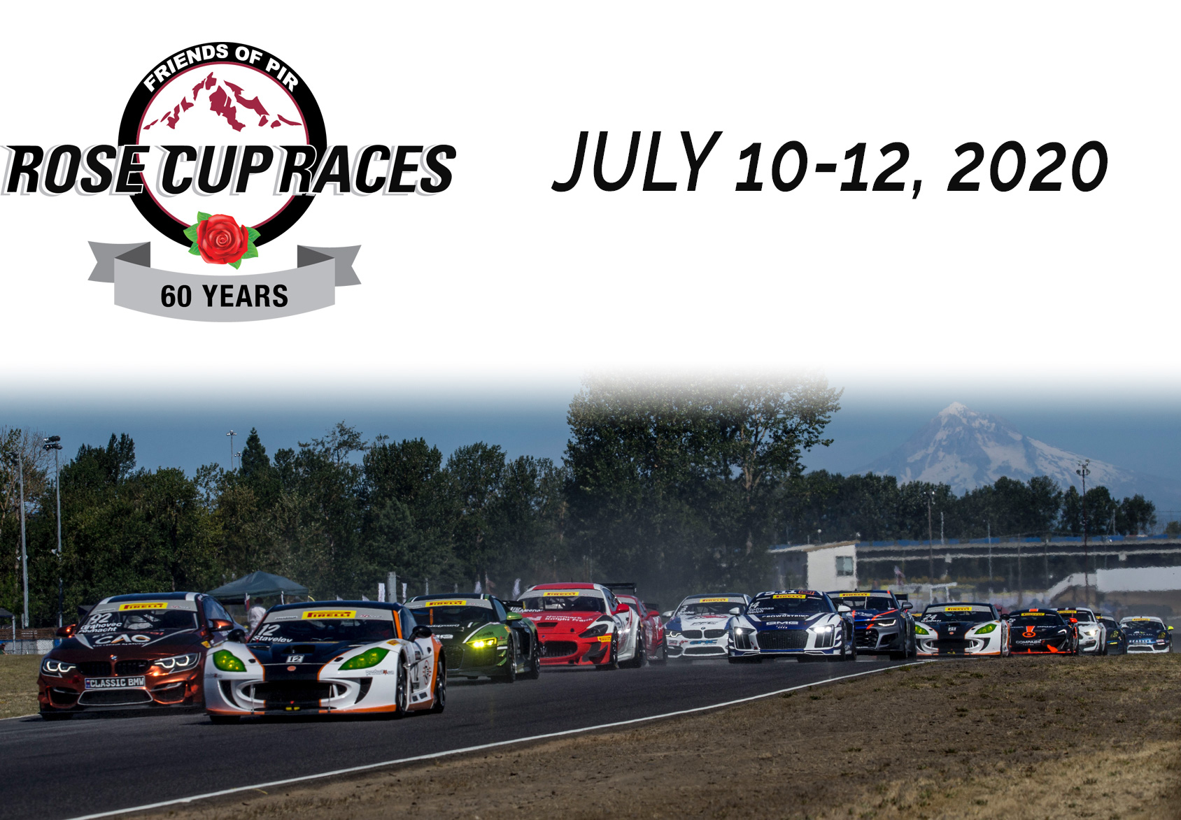 Rose Cup | July 10-12, 2020
